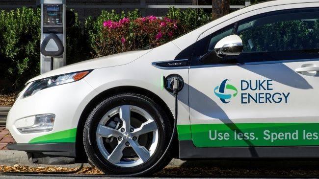 美国杜克能源将投资7600万美元布局电动车充电业务