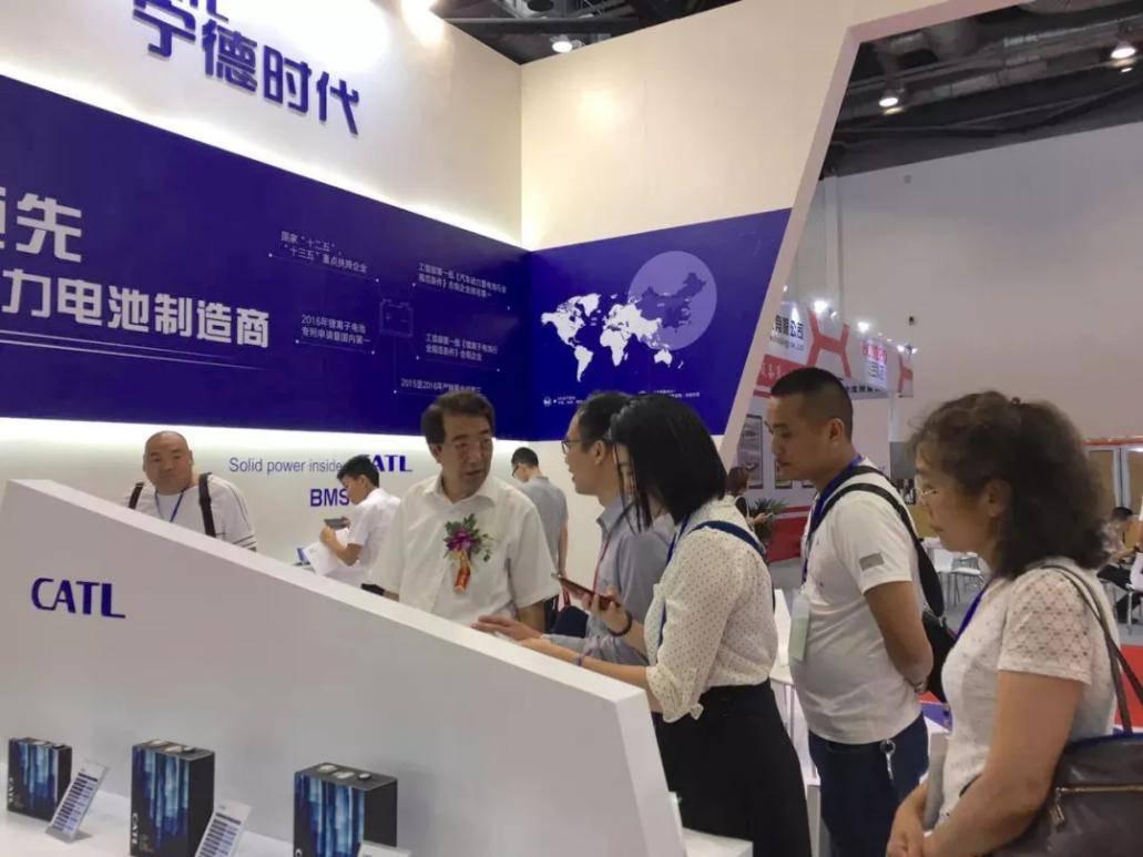 电池行业巨头震撼亮相第十四届中国国际电池展