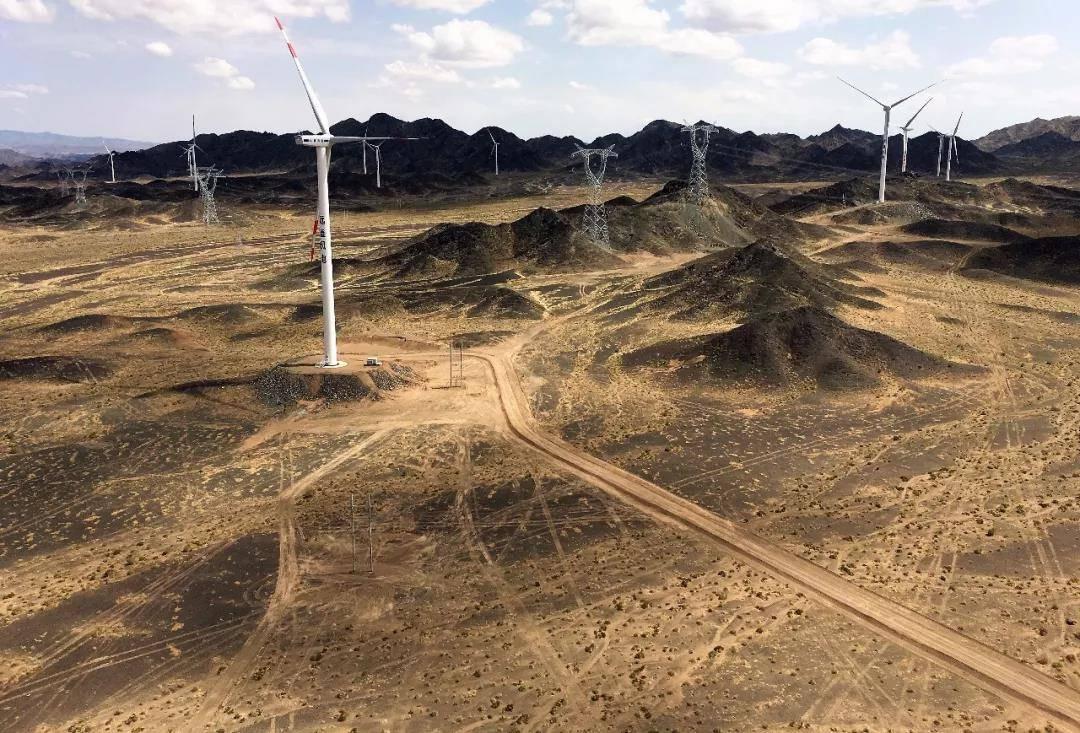 中船重工中标全球一次性开发规模最大的单一陆上风电项目