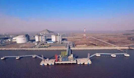 上海LNG储罐扩建项目完成重大节点