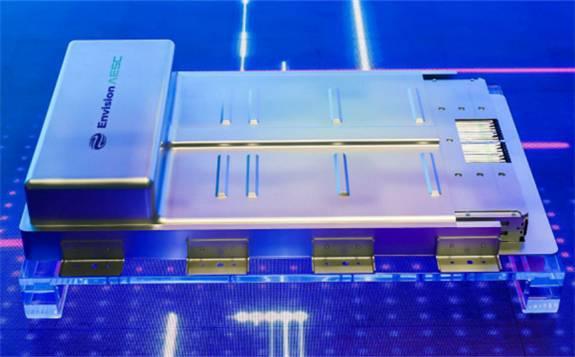 """日产电池被收购,AESC日产电池正式更名为""""远景AESC"""""""