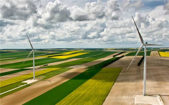欧洲第一季度风电量创103993MW新记录  连续两季度超水电水平