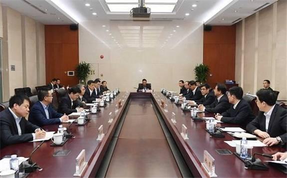 中国华能与中广核签署战略合作协议