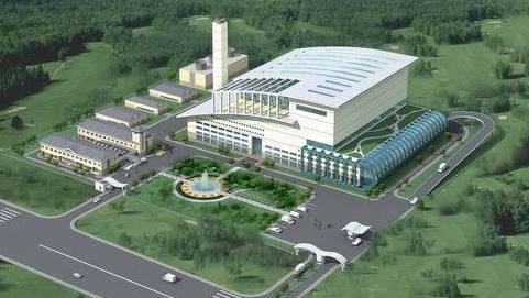 四川省成都市环保发电厂项目