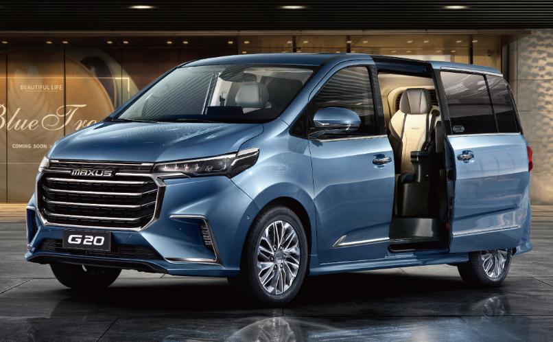 上汽大通推出旗下首款氢燃料乘用车G20FC 续航里程高达550km