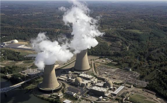 欧盟打算加大核能推广力度,争取在2030年前让碳排放量减少45%