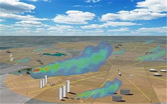 美国:甲烷泄露贡献了由人为造成的全球暖化效应的25%1