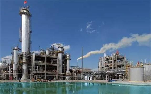 陕西省煤制烯烃启动 投资50亿实现产值160亿