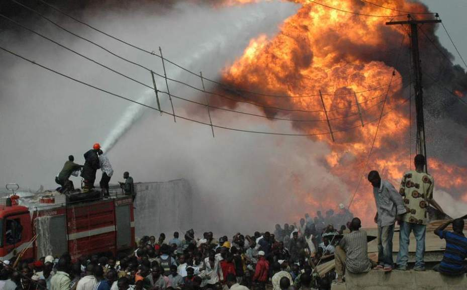 尼日利亚Nembe Creek轻质原油输送管线因火灾关闭