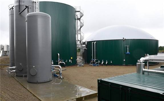 中德开展新能源合作的又一进展:山西省首个生物天然气试点项目