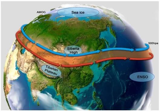 中科院地球环境研究所安芷生团队阐述我国北方重霾污染成因