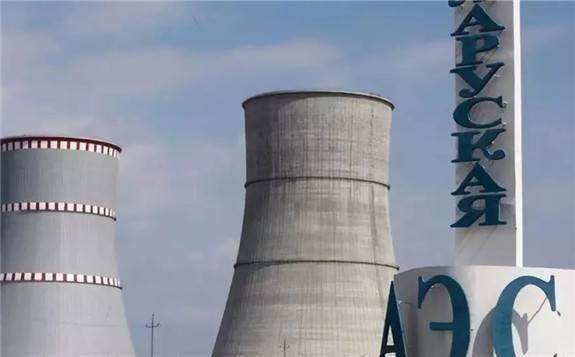 白俄罗斯核电厂1号机组反应堆开始装载模拟燃料组件