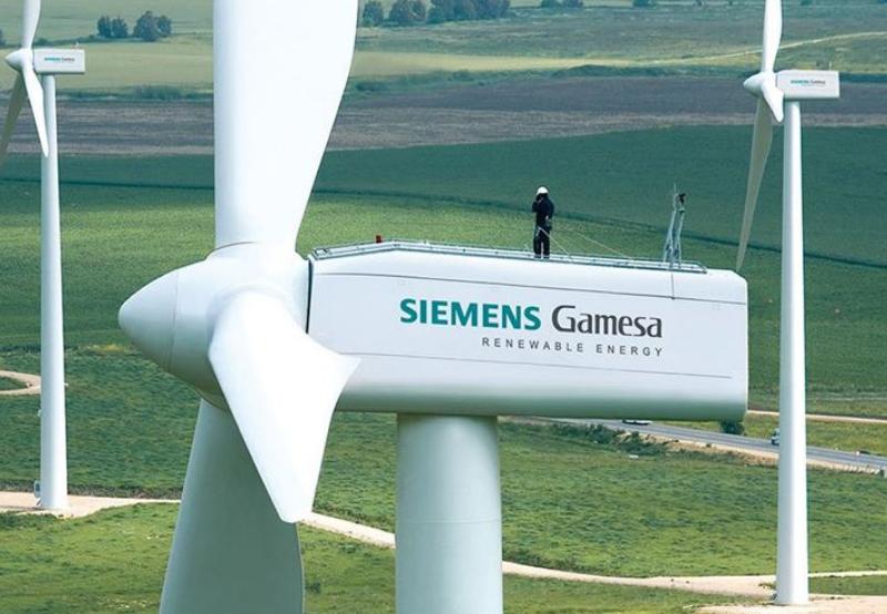 西门子歌美飒与法国电力北美可再生能源公司签订487MW风电机组供货大单