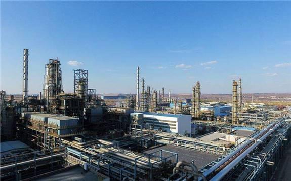 探访全球唯一一条百万吨级煤炭直接液化制油工业化示范生产线