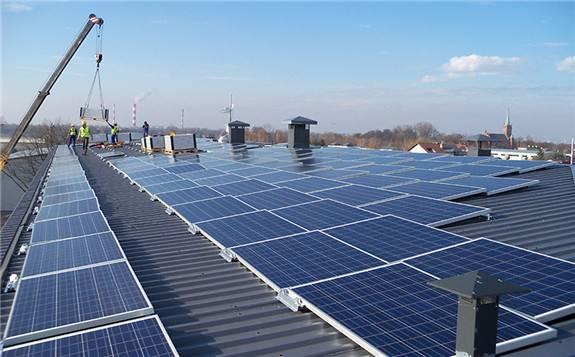 波兰一季度新增太阳能装机131.6MW  小型电力消费者投资计划起重要作用