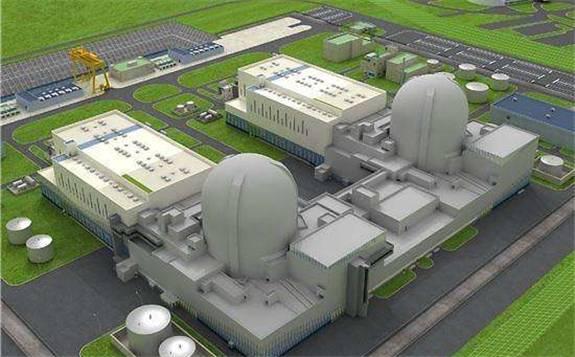 """韩国新一代核电站""""APR 1400""""得到美国核管理委员会的安全认证"""