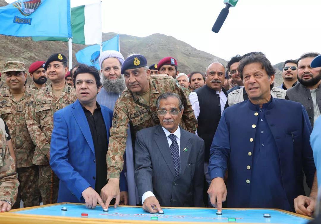 巴基斯坦Mohmand水电站举行奠基仪式 续写中巴友谊新篇章