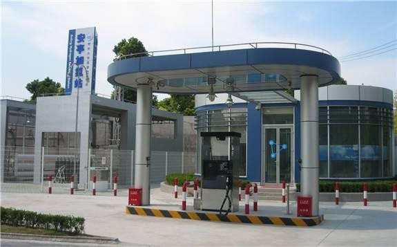 加氢逾200吨,上海这两座加油站还能加氢气