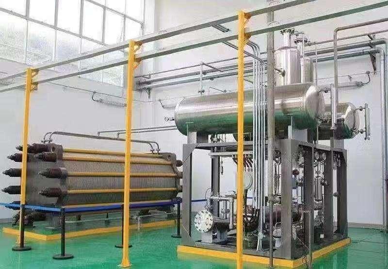 核能热化学制氢实现节能环保 形成绿色发展方式