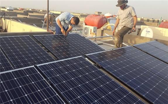 ?伊拉克电力部启动7个光伏项目招标工作 总容量达755兆瓦
