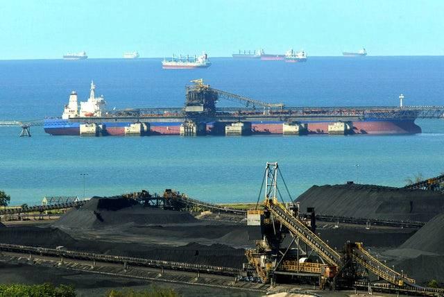 俄罗斯计划通过芬兰增加煤炭出口 该港口每年可增加煤炭出口约250万吨