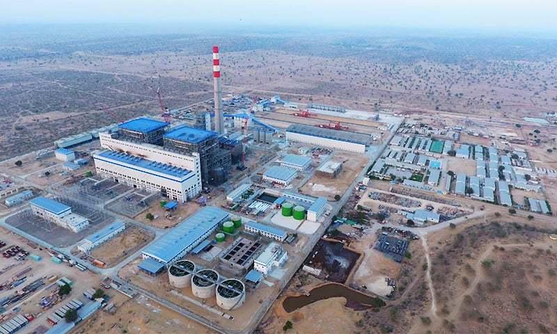 巴基斯坦首次利用国产煤发电项目将投入商业运营