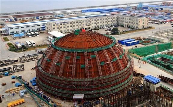 中国核电出口创造了8台机组的业绩,成功跻身于核电出口大国的行列