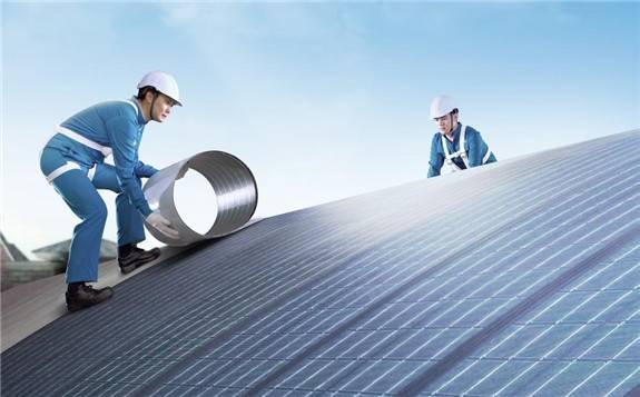 汉能集团清洁能源方案面世:或将普及一条以建筑行业为起点的环保之路