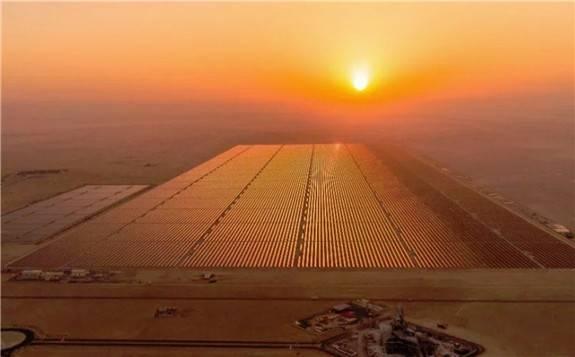 埃及阿斯旺1.8吉瓦Benban太阳能公园将于今年全面投入运营