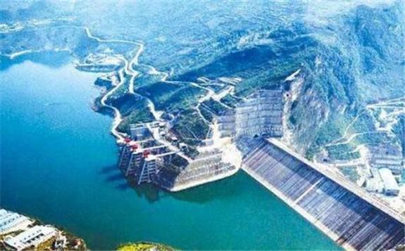 全球首台百万千瓦水轮发电机组首仓蜗壳混凝土开始浇筑