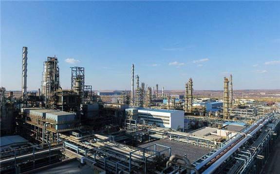 全球首创的煤直接液化生产线 生产线国产化率超过了98%