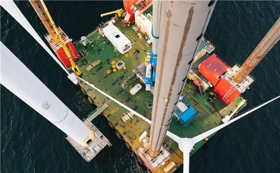 世界上首个对海上风场进行改造并重新发电项目在瑞典完成