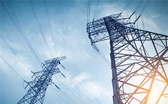 """坚强的绿色电网,""""冬""""风吹来盎然生机"""