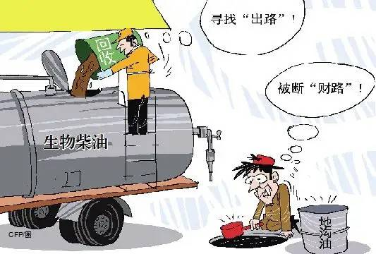 """国内地沟油在欧洲成""""抢手货""""!作为生物柴油原料出口量达30万吨/年"""