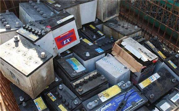 废铅蓄电池回收量3年增长335倍