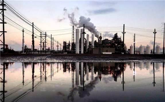 """钢铁行业进入超低排放的""""快车道"""""""