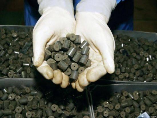美、日公司签订先进核燃料制造设施供应合同