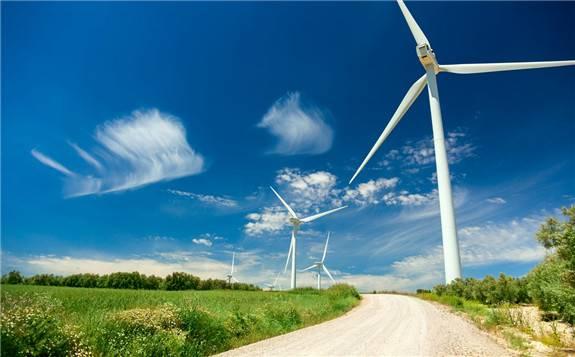 中电建开辟了国内风机吊装高度新纪录:152米!