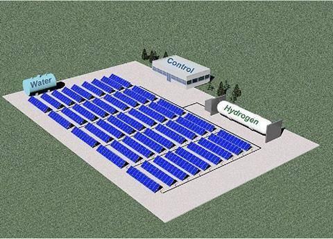 "HyperSolar高调宣布建立""制氢""示范工厂"