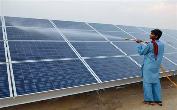 印度第一季度太阳能发电量同比增长57%