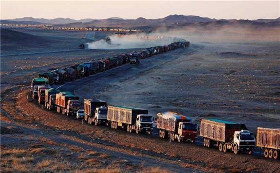 """煤炭大省山西投资334.97亿元在发力""""公转铁"""""""
