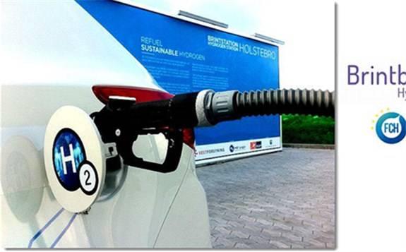 哥本哈根將啟用氫能出租車