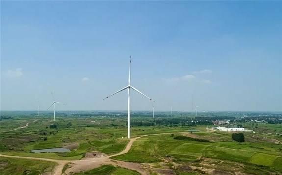 项目名称:辽宁省阜新市航天风顺新能源有限公司蜘蛛山镇10MW风电场项目