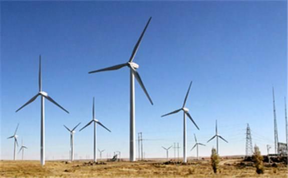 项目名称:森源天润禹州风力发电项目