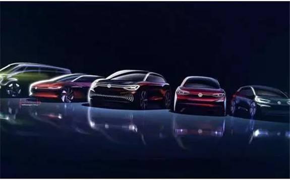 大众汽车斥资300亿欧元的电动化战略 旨在取特斯拉而代之成为全球电动汽车的领导者