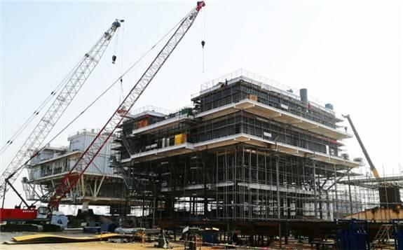 三峡新能源阳西沙扒300MW海上风电工程钢管桩顺利完成发货