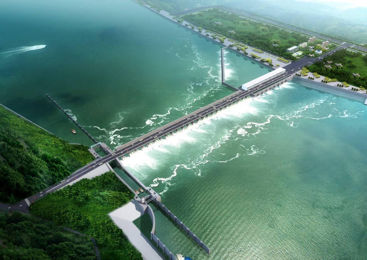 葛洲坝集团获印尼百亿元水电站项目EPC合同