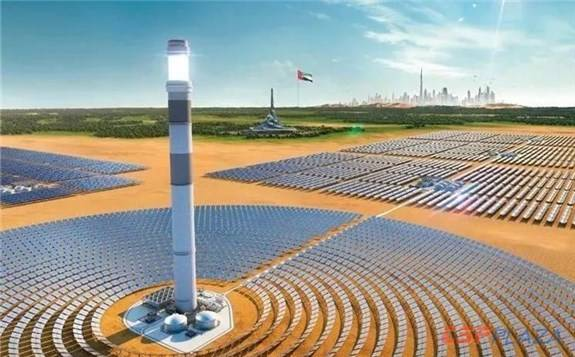 迪拜3*200MW槽式光热发电项目首批液压缸交付