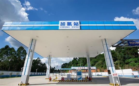 """潍坊市新举措""""全国首个地市级加氢站管理办法""""出台"""