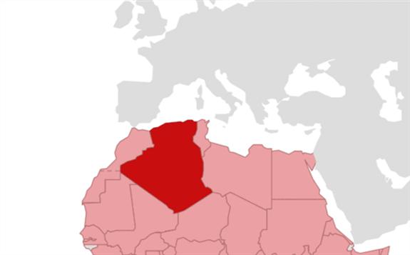 阿尔及利亚西南部的廷杜夫省发现了新的天然气田